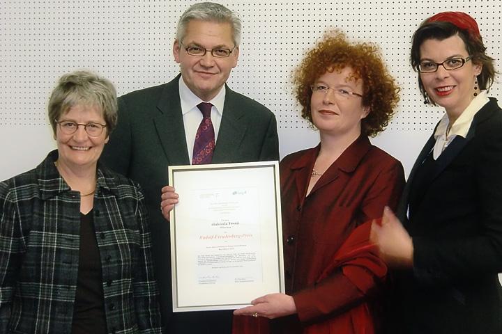 D.Freudenberg, H.Hüppe, M.Kreis, J.Hink