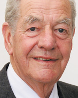 Unternehmer Hermann Freudenberg