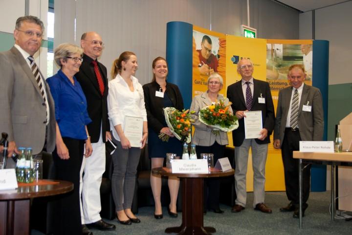Verleihungsfeier Rudolf-Freudenberg-Preis, Bonn, 13. Juni 2012