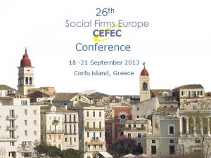 SFE CEFEC Conference 2013 Kopie