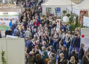 Über 5000 Besucher besuchten die LWL-Messe.