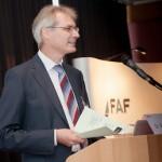 Dr. Peter Mozet untersuchte die Perspektiven für Integrationsfirmen.