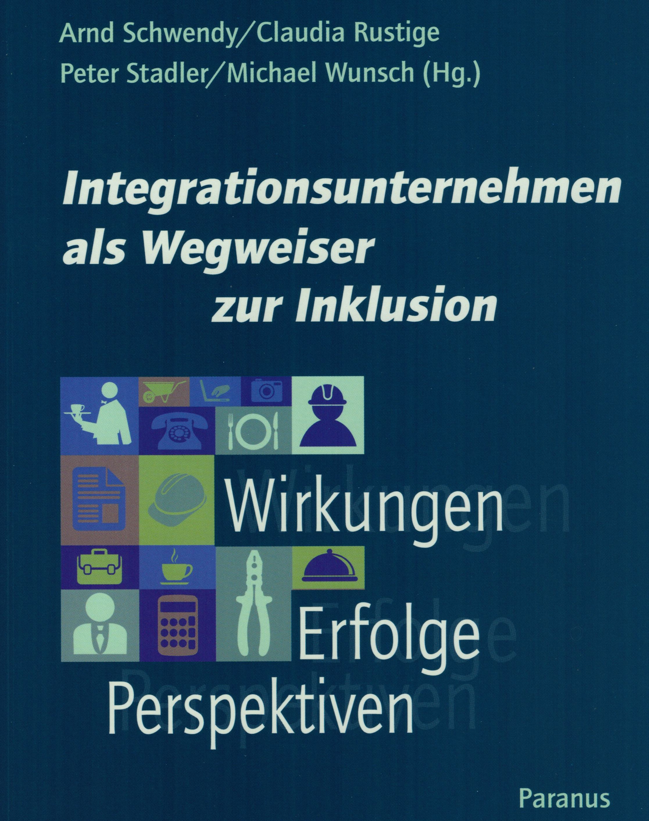 Integrationsfirmen Buch