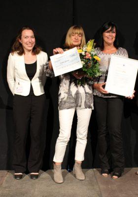Die Preisträgerinnen des Rudolf-Freudenberg-Preises 2018.